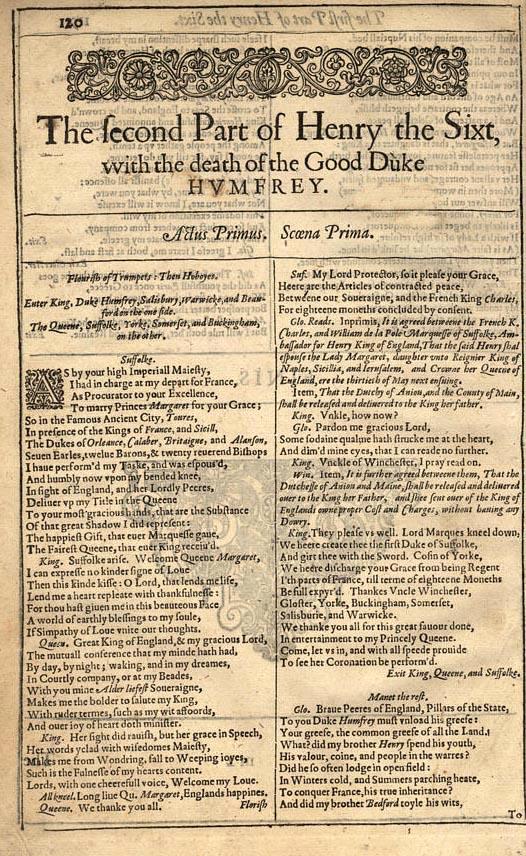 Henry Vi Shakespeare