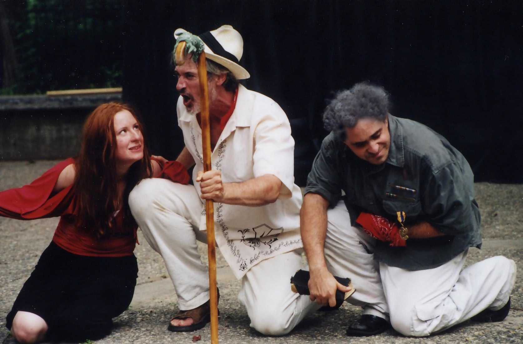 Titus 1999 Lavinia